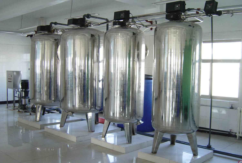 钠离子交换器(不锈钢外壳)